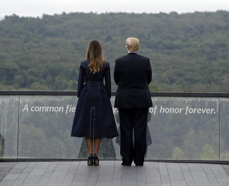 Image: Donald TrumpMelania Trump