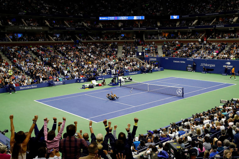 Image: 2018 US Open - Day 14