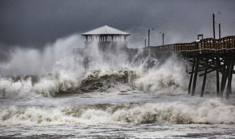 NOAA forecasts 'near-normal' 2019 Atlantic hurricane season