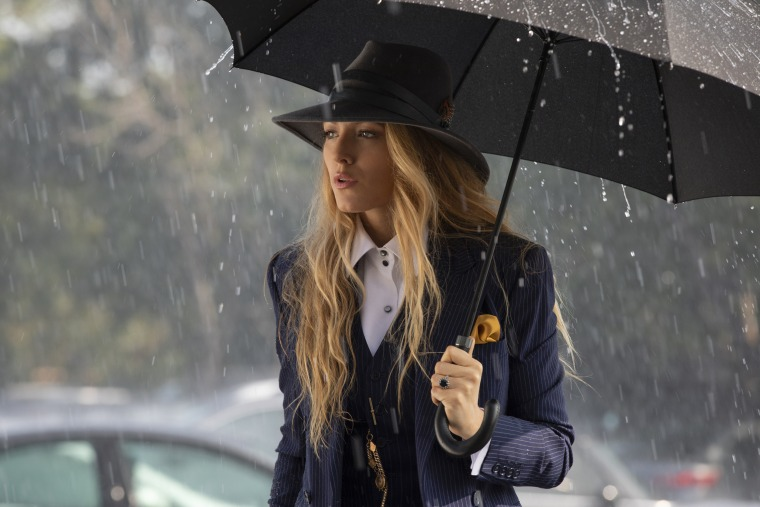 39 a simple favor 39 starring blake lively and anna kendrick is a delightful variation on the. Black Bedroom Furniture Sets. Home Design Ideas