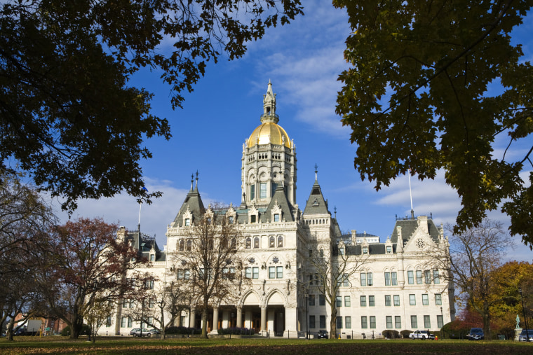 Image: Connecticut State Capitol building