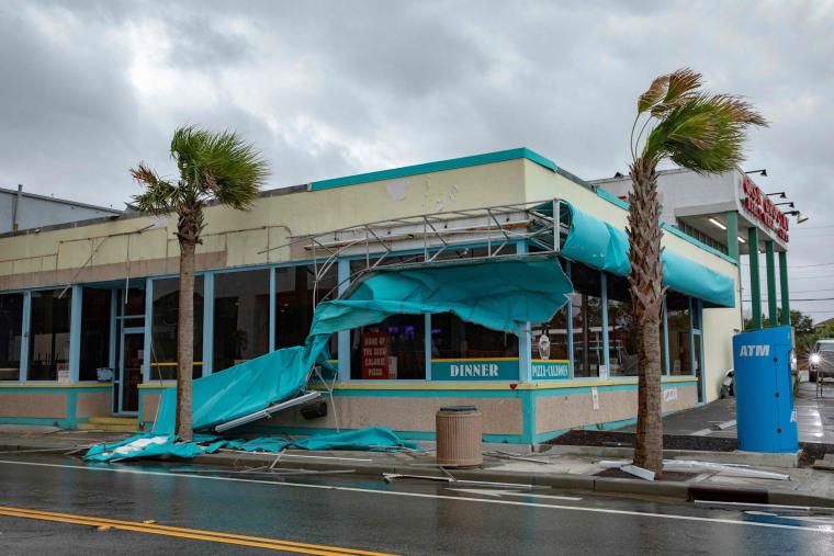 Image: Hurricane Florence Myrtle Beach