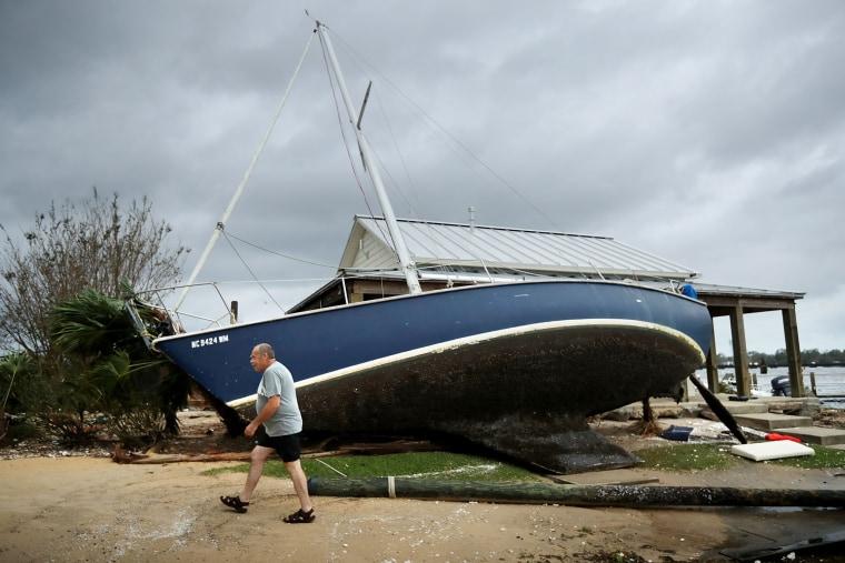 Image: Hurricane Florence