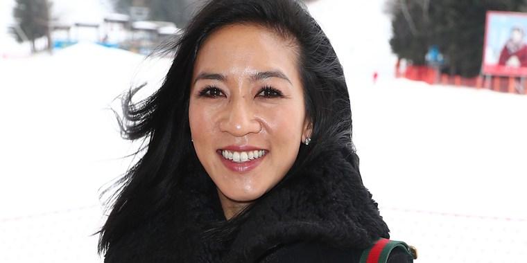 Michelle Kwan just sold her Rhode Island mansion