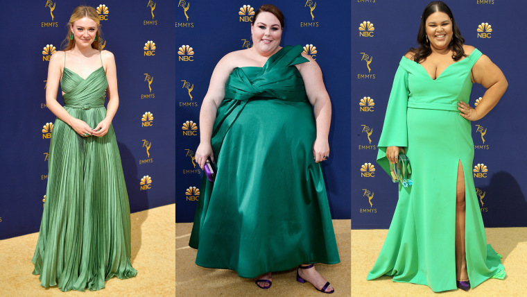 Emmy Awards fashion trends
