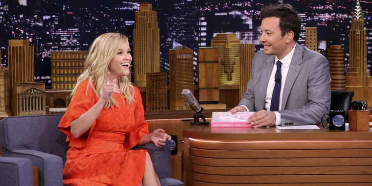 Reese Witherspoon's comments on Fallon
