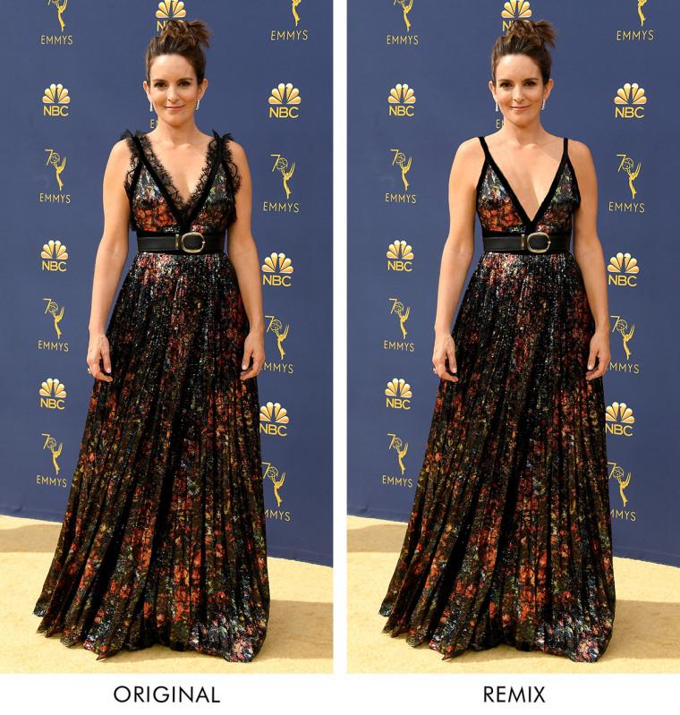 Tina Fey Emmys 2018