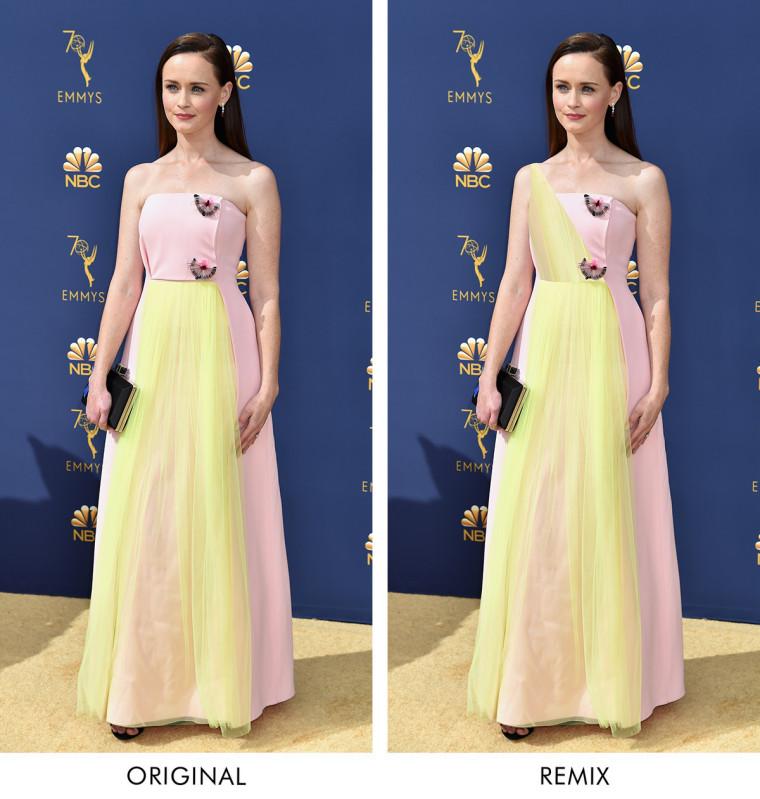 Alexis Bledel Emmys 2018