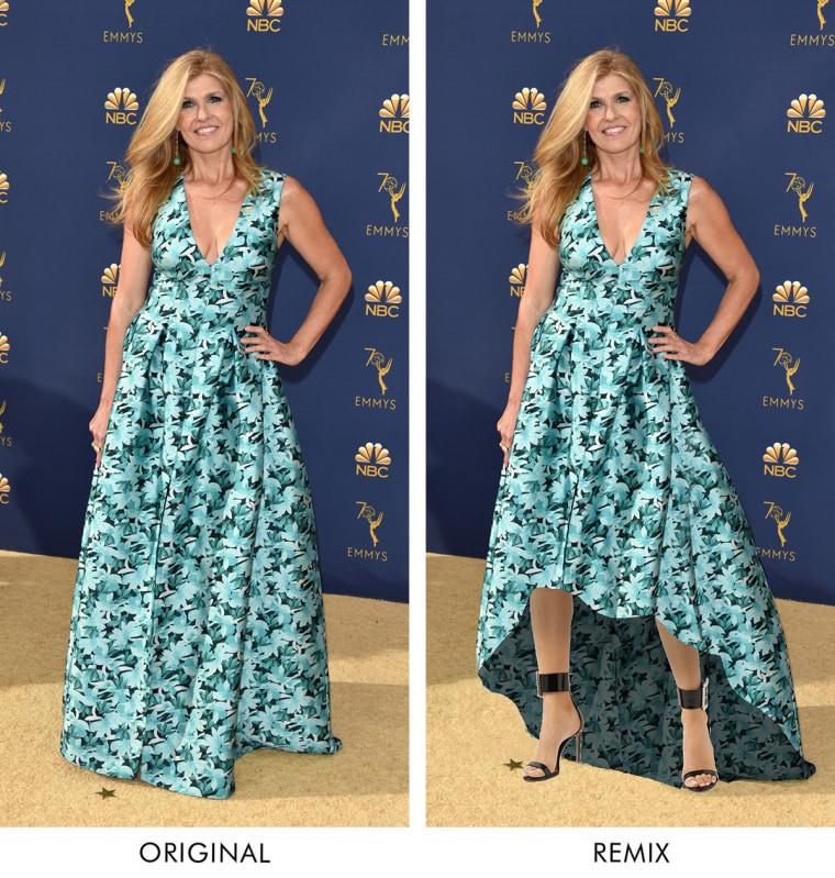 Connie Britton Emmys 2018