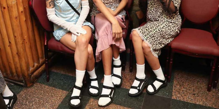 Remember Tevas? The 90s are still making their comeback!