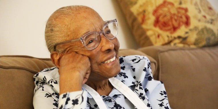 Edith Renfrow Smith, who was born in 1914, is a former Chicago Public Schools teacher. She's always had good memory, she said.