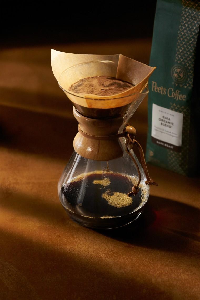 National Coffee Day at Peet's Coffee
