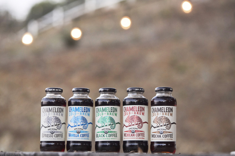 National Coffee Day at Chameleon Cold-Brew