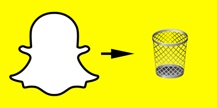 How to delete a Snapchat account and how to deactivate Snapchat