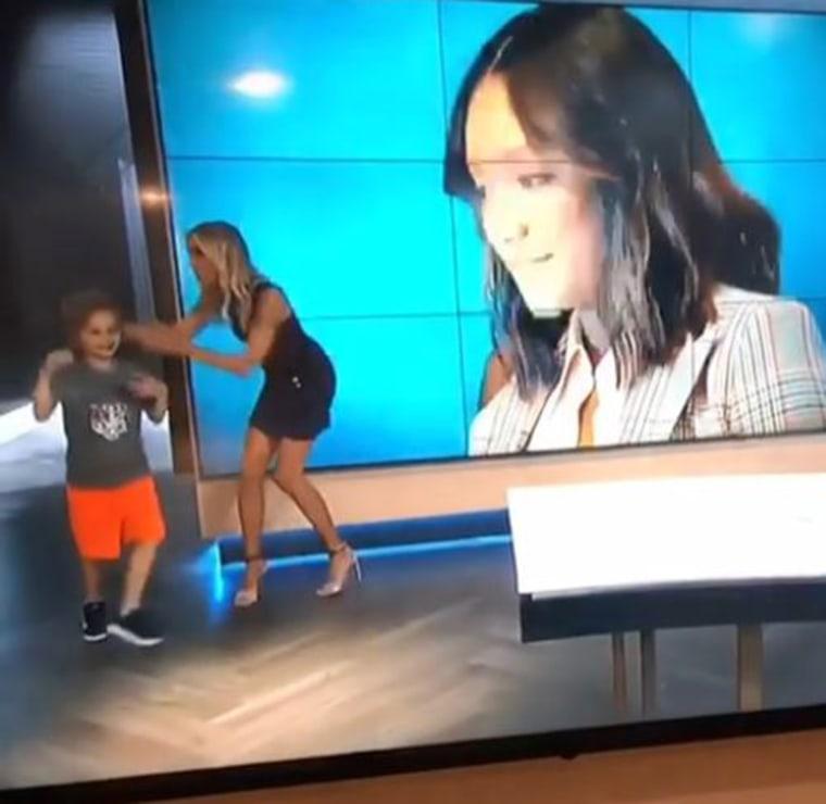 Oh no, she didnt! Show host, Giuliana Rancic delivers E