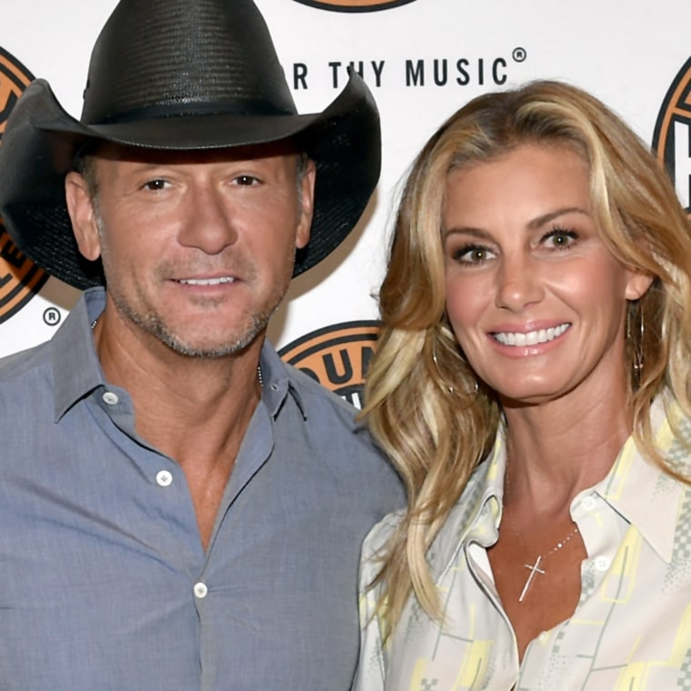 Tim Mcgraw And Faith Hill Wedding: Tim McGraw Shares Throwback Of 'love Of My Life' Faith