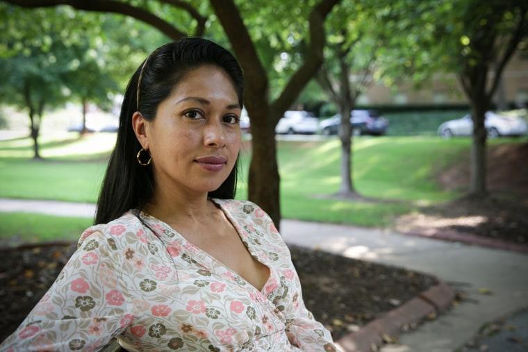 Image: Maria, undocumented immigrant