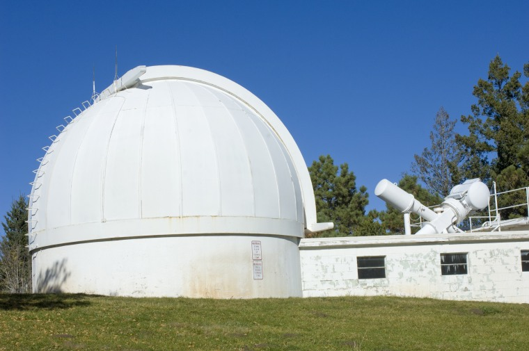 National Solar Observatory, Sacramento Peak, New Mexico.