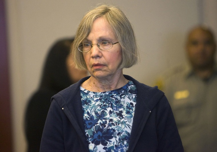Image: Wanda Barzee enters district court in Salt Lake City for sentencing