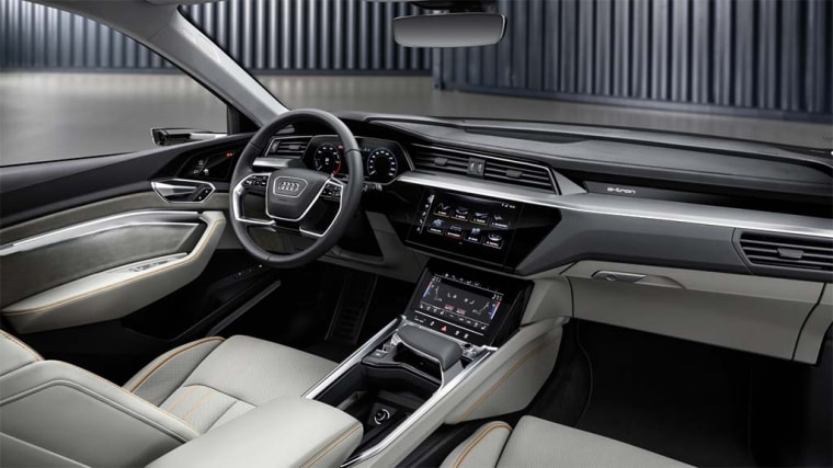 Audis First Electric SUV Could Be A Real Challenger To Teslas Model X - Audi news