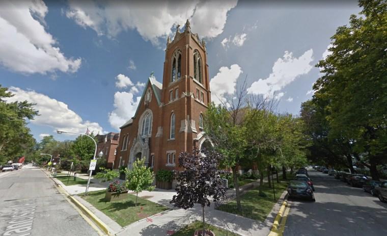 Resurrection Parish in Chicago.
