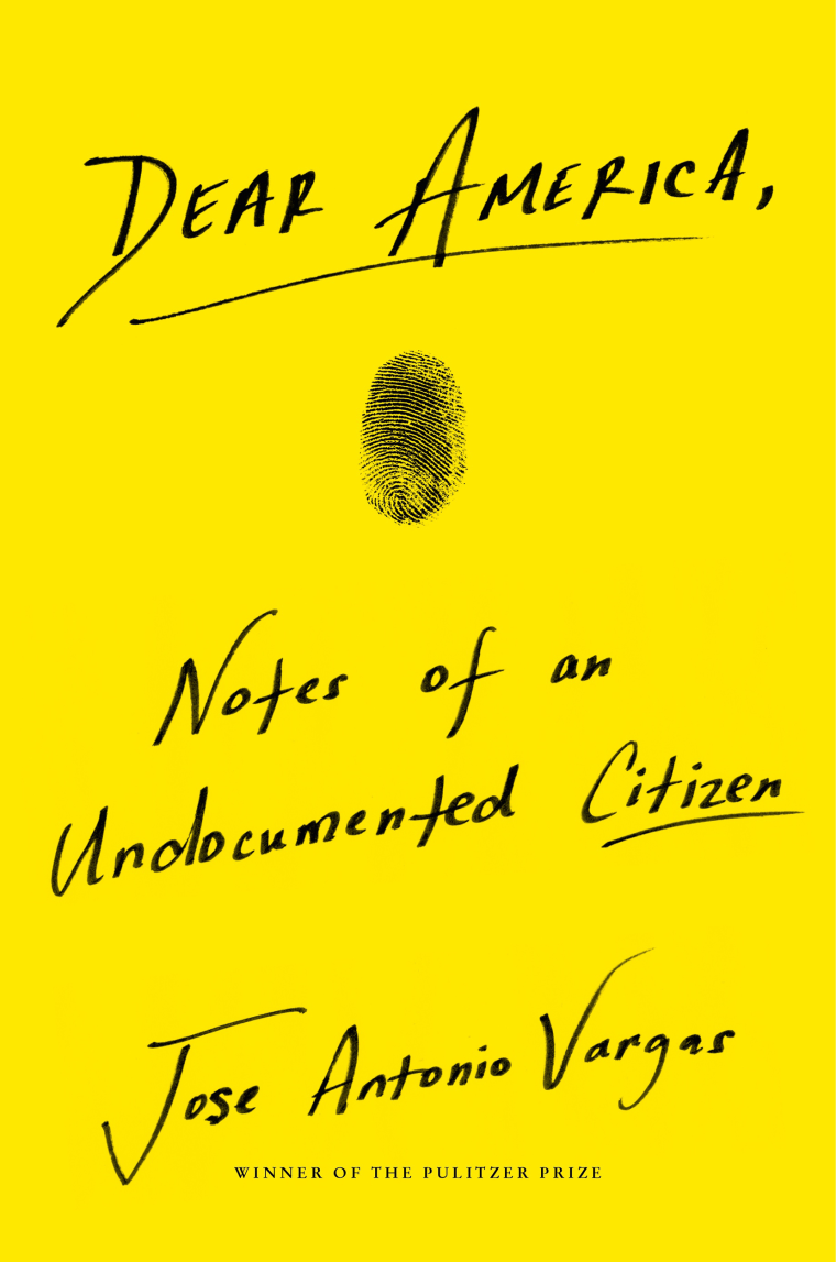 Image: Dear America, Notes of an Undocumented Citizen
