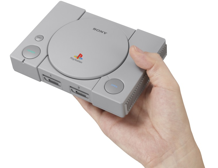 PlayStation Classic will come pre-loaded with 20 classic titles, including fan-favorites such as Final Fantasy VII, Jumping Flash, Ridge Racer Type 4, Tekken 3, and Wild Arms.
