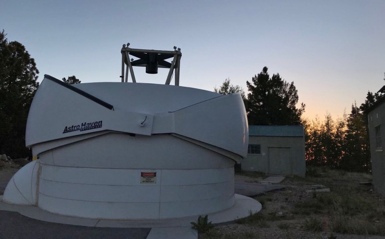 The Dharma Endowment Foundation Telescope