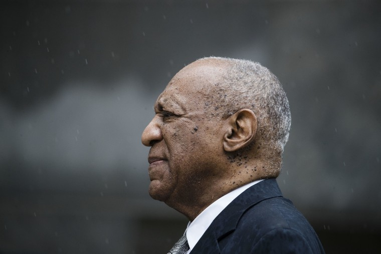 Image: Bill Cosby exits the Montgomery County Courthouse