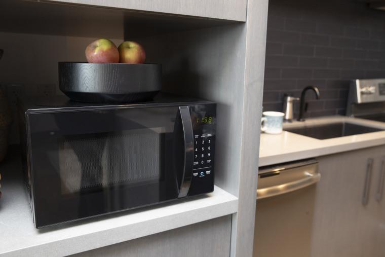Image: Amazonbasics Microwave