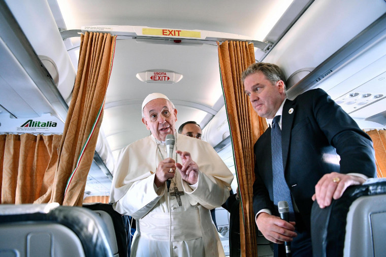 Image: Pope Francis heads to Lithuania, Latvia and Estonia
