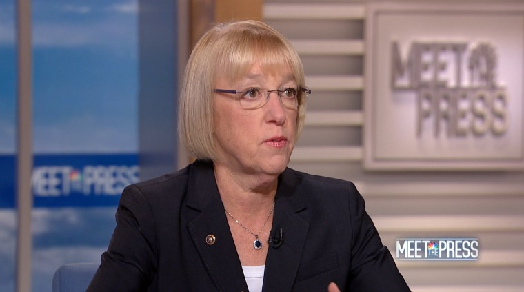 Image: Patty Murray Meet The Press