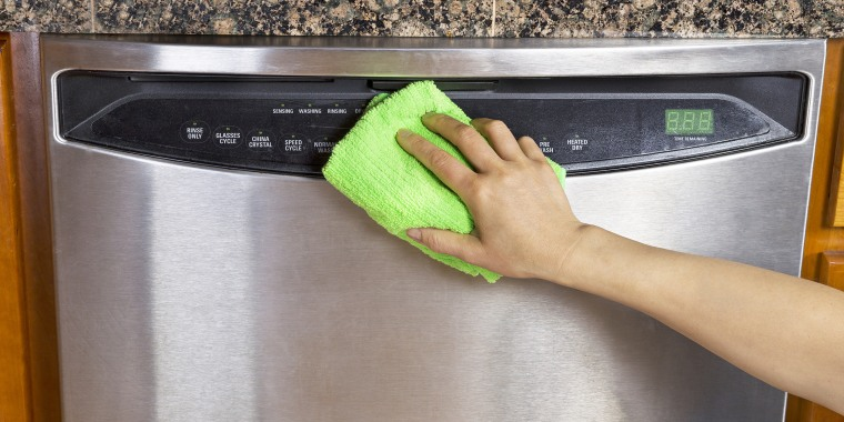 how to clean stainless steel, how to clean stainless steel appliances