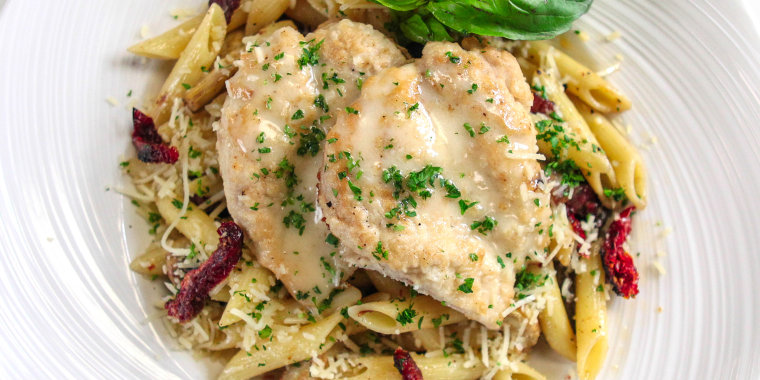 What is 'Marry Me Chicken'? This creamy, dreamy recipe will definitely seal the deal