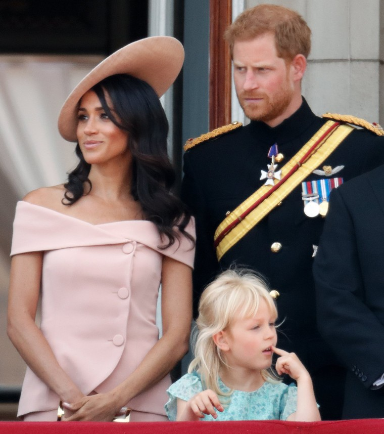 Meghan, Duchess of Sussex, Prince Harry