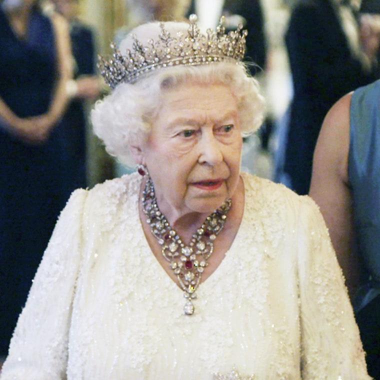 """Queen Elizabeth II in """"Queen of the World"""""""