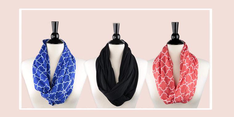 DOTD - Infinity scarves