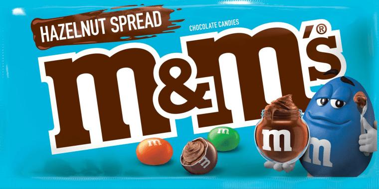 Hazelnut Spread M&M's