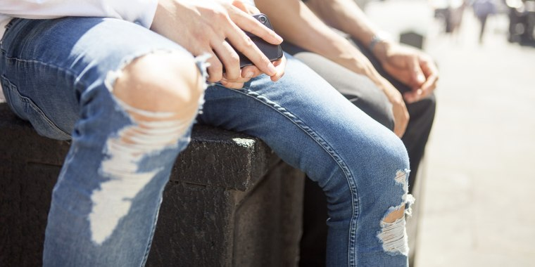 Ripped jeans, yoga pants, and pajamas are all allowed under the Alameda district's new dress code.