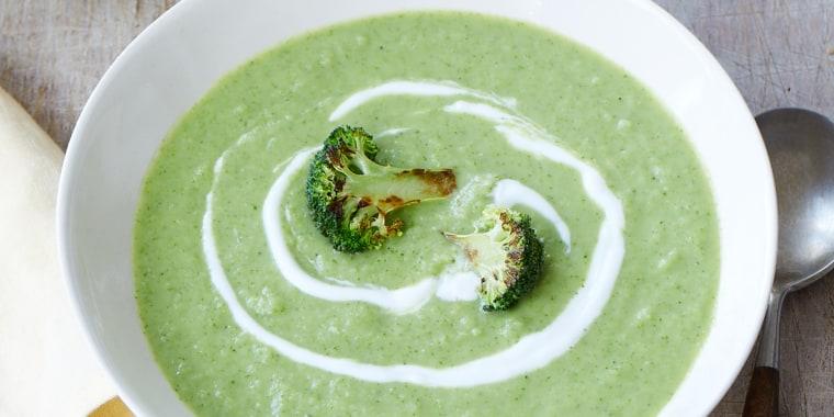 Joy Bauer's Creamy Broccoli Soup