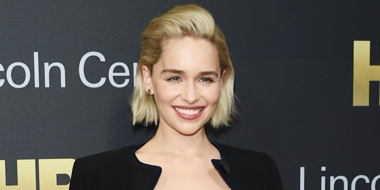 Game Of Thrones Star Emilia Clarke Gets A New Pixie Cut
