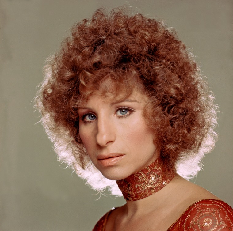 A STAR IS BORN, Barbra Streisand, 1976