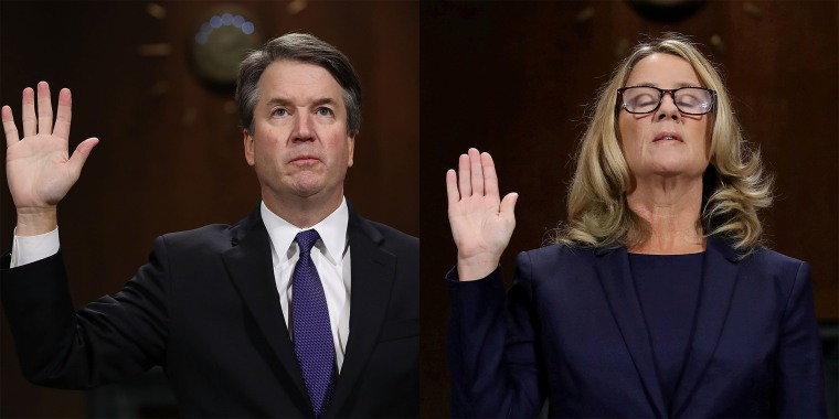Kavanaugh hearings can trigger people emotionally who have experienced sexual assault