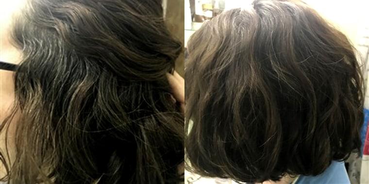 L'Oreal Paris Elvive Color Vibrancy Shampoo for extending hair color