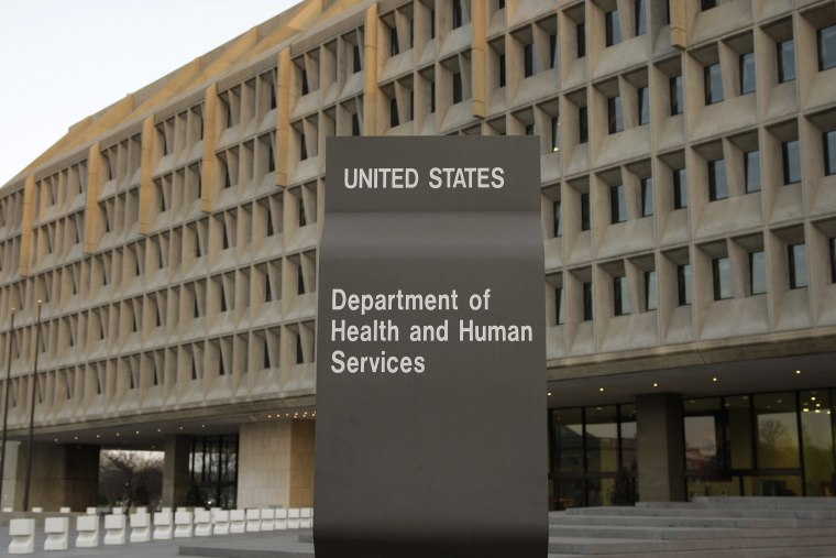 Image: Dept of Health & Human Services