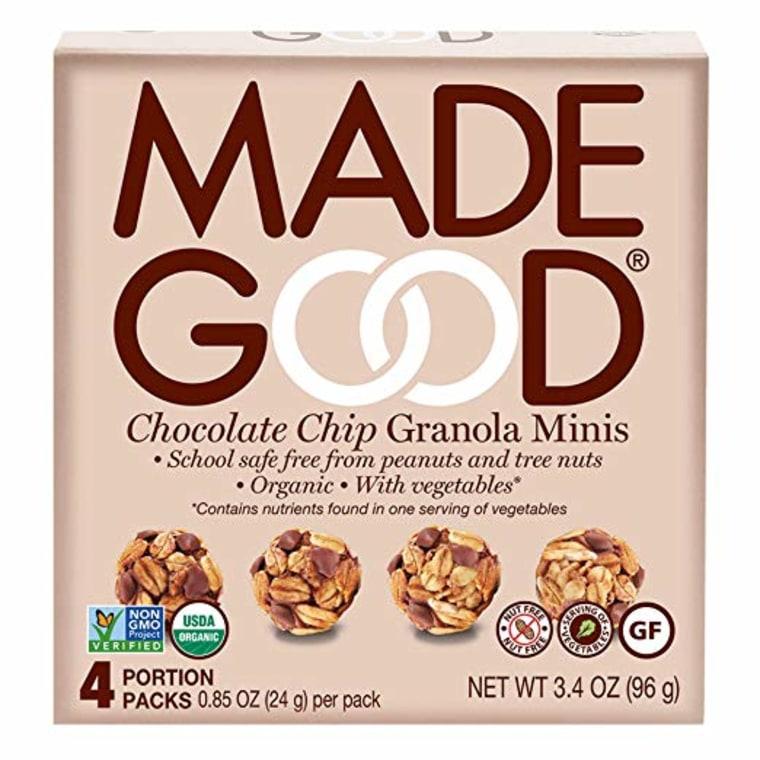 Made Good Granola Minis