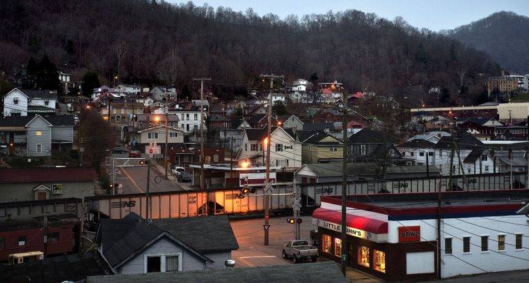 Williamson, West Virginia, in 2010.