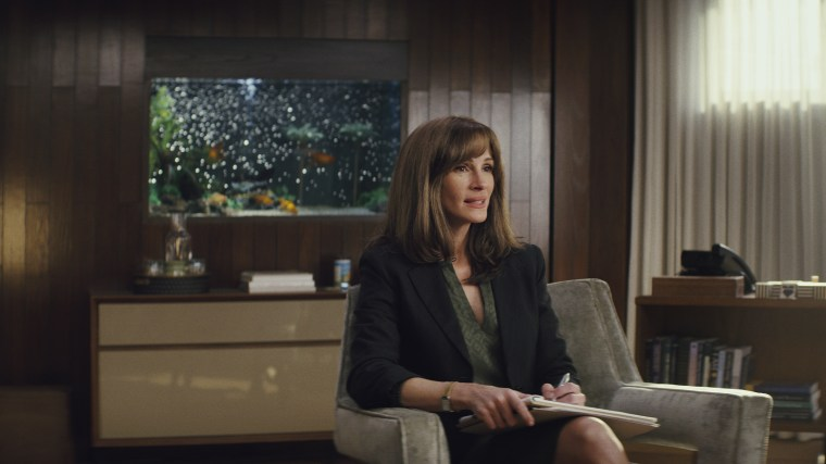 Julia Roberts in 'Homecoming' by Amazon Studios.