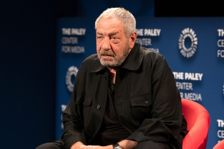 Creator/Executive Producer Dick Wolf speaks onstage at The Paley Center For Media Presents: Creating Great Characters