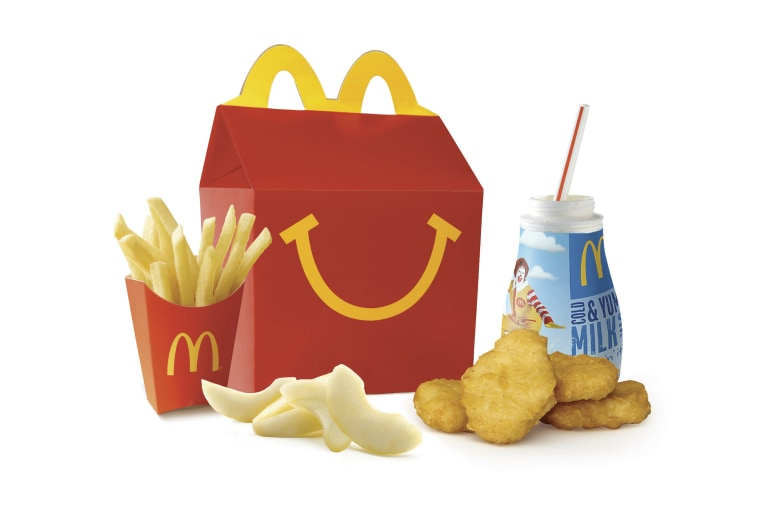 Image: McDonald's Happy Meal